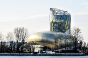 Le nouveau musée de la Cité du Vin à Bordeaux