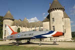 L'escadrille d'avions de chasse du château de Savigny -lès- Beaune (Joly)
