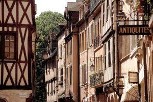 Les vieux quartiers de Dijon