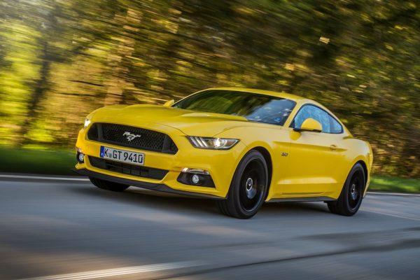 La Ford Mustang V8 GT revient au galop