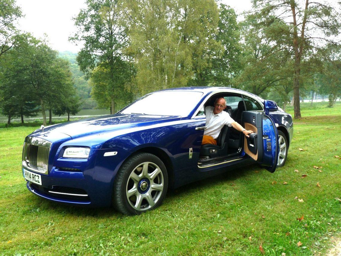 Coupé Rolls Wraith