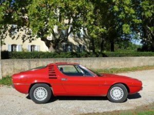Alfa Romeo Montreal de 1975