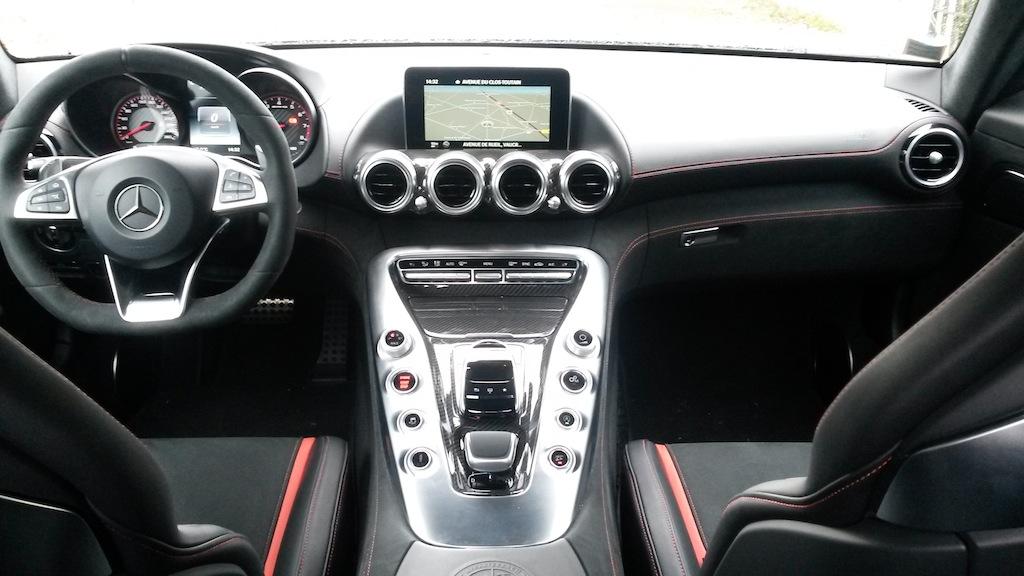 Coupé Mercedes AMG GTS