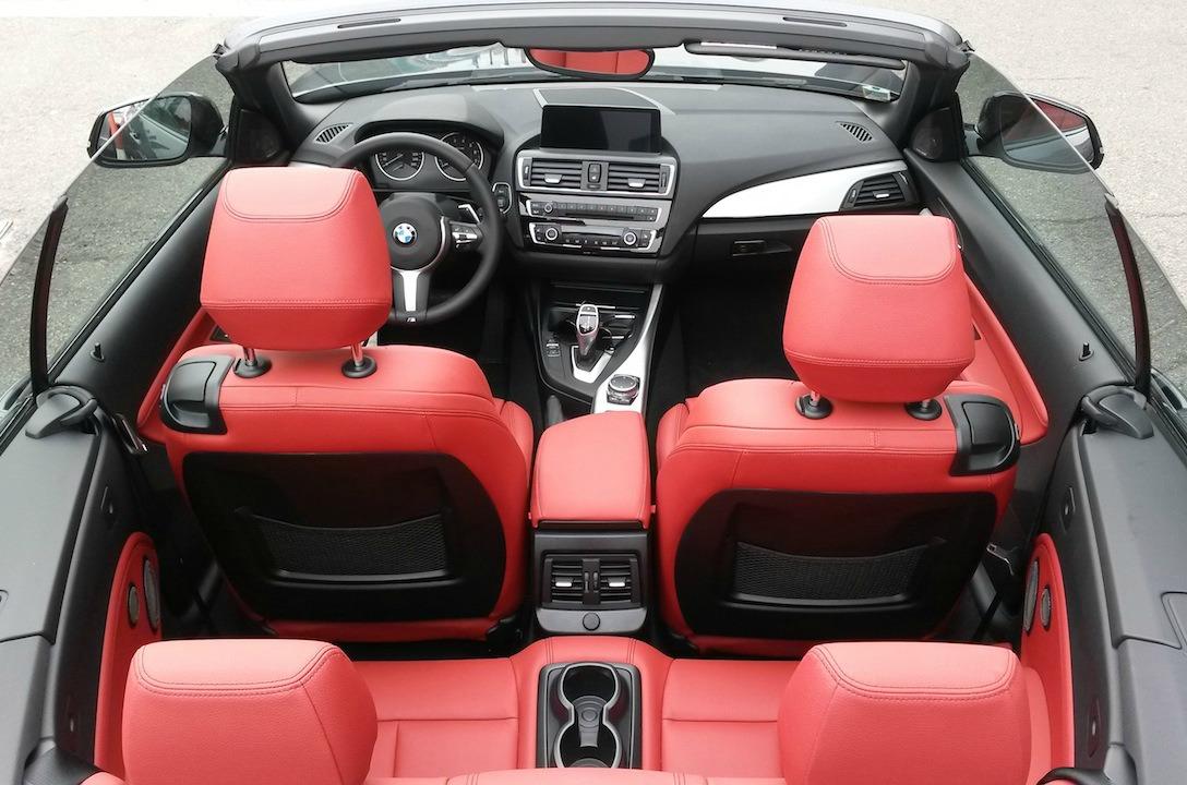 BMW 235 i M cabriolet