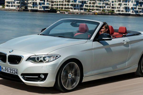Les délices du sport plein air en BMW M 240 i