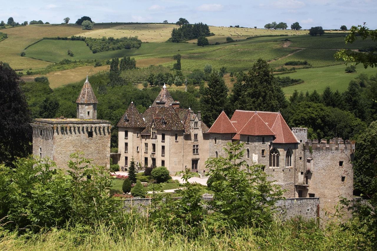 Le château de Couches