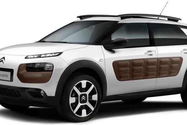 Nouveau départ pour la Citroën C4 Cactus