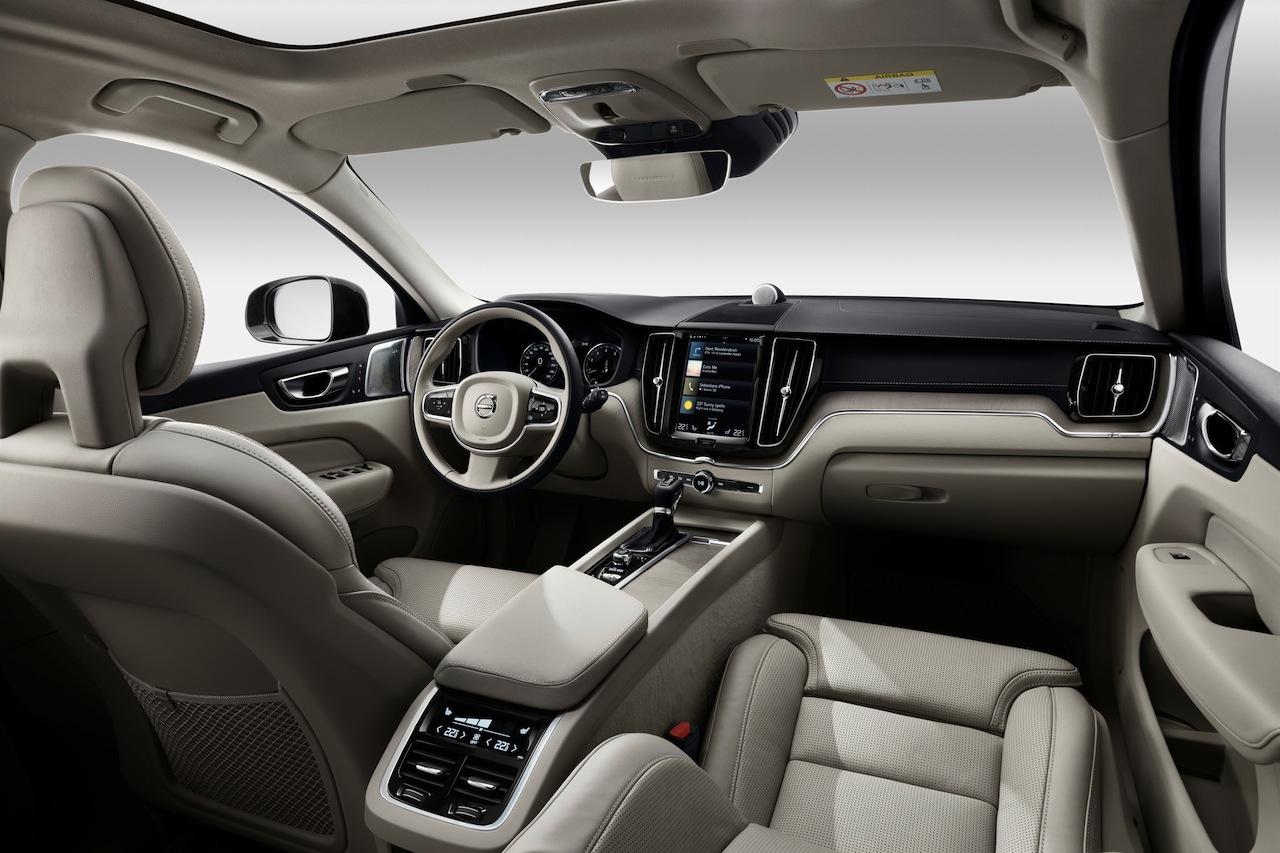 Le nouveau Volvo XC 60