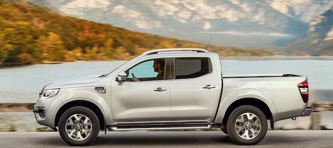 Avec 5,40 m l'Alaskan est le plus long des gros pick-up en Europe devant le Ford Ranger le plus vendu.