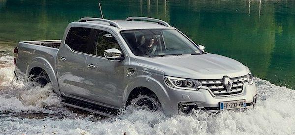 Renault Alaskan le pick-up aux yeux bridés