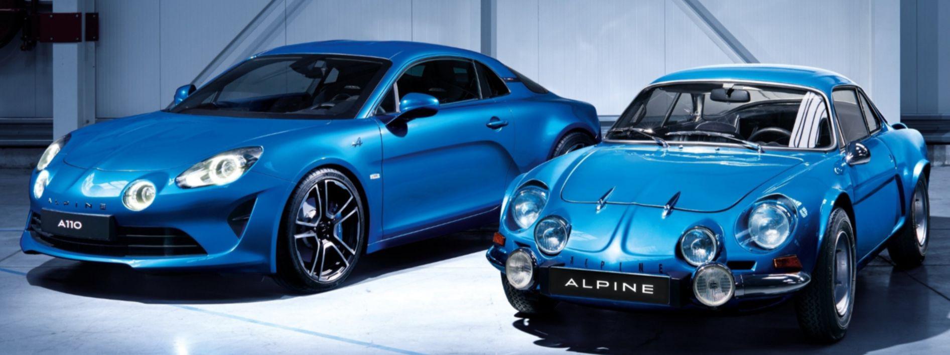 Alpine A 110, un retour en trombe