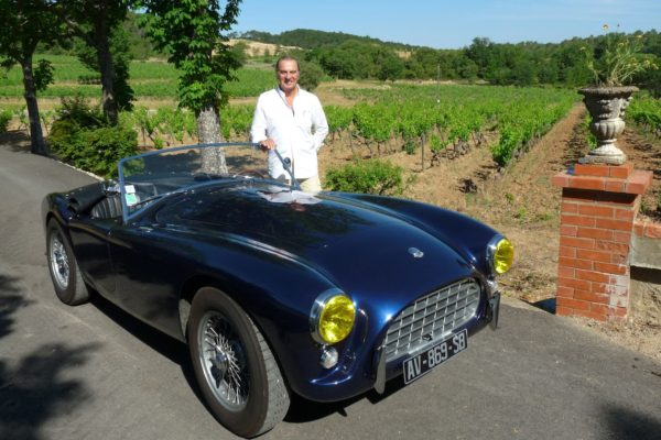AC Ace Bristol, l'as anglais des roadsters