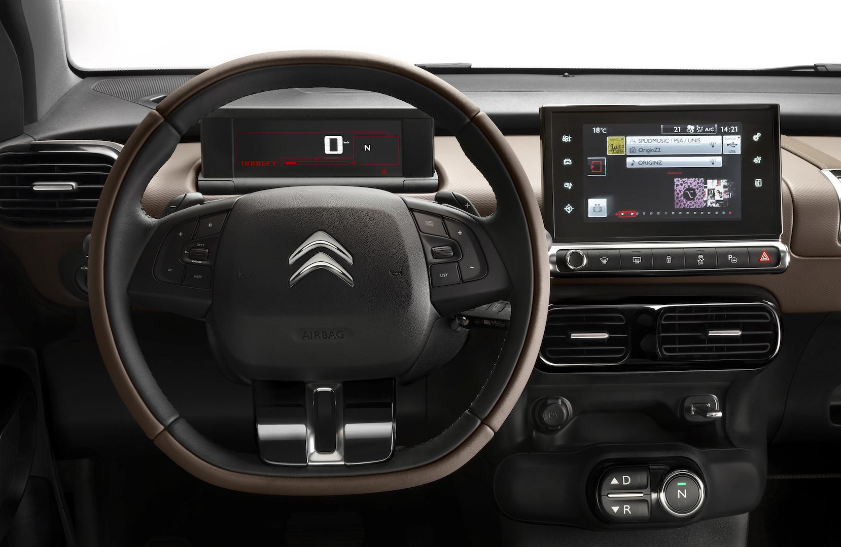 Nouvelle Citroën C4 Cactus