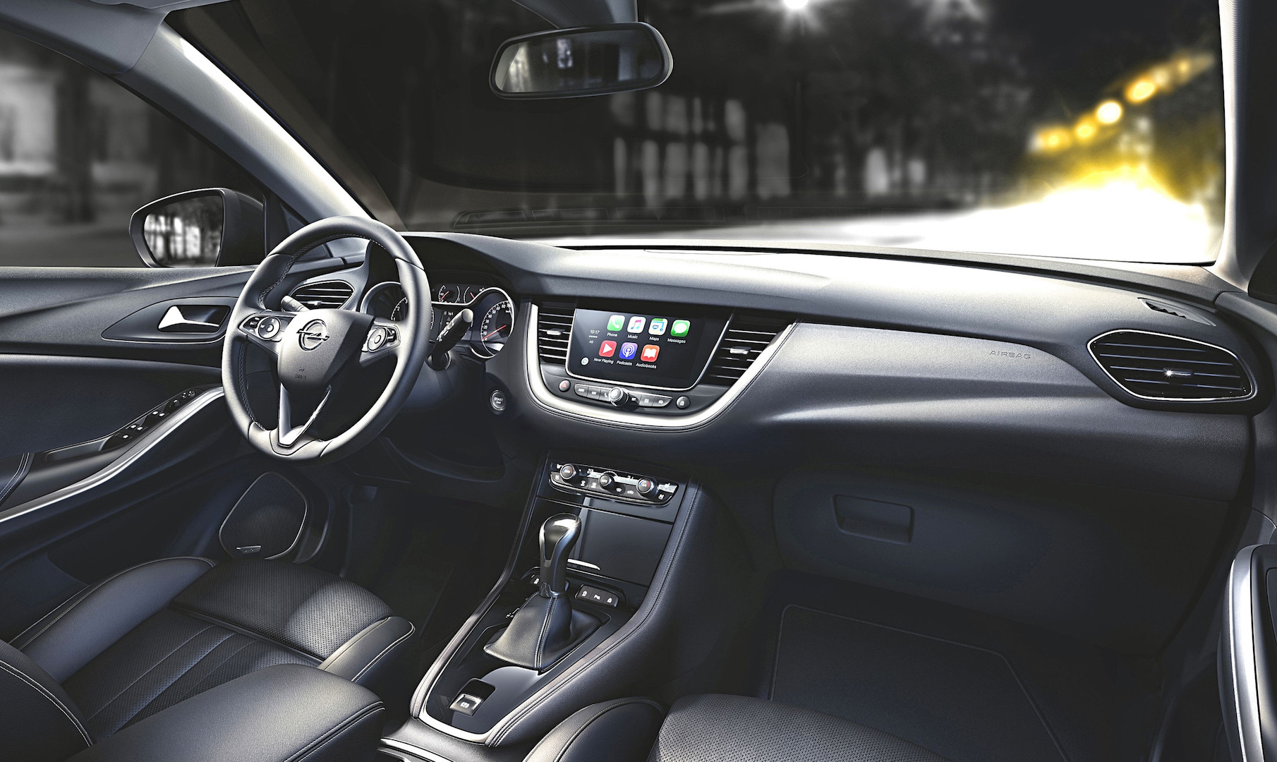 Opel Grandland X le clone du Peugeot 3008