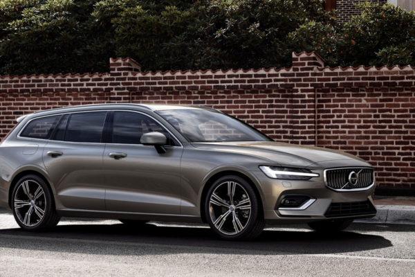 Volvo fait son « come break » avec le V60