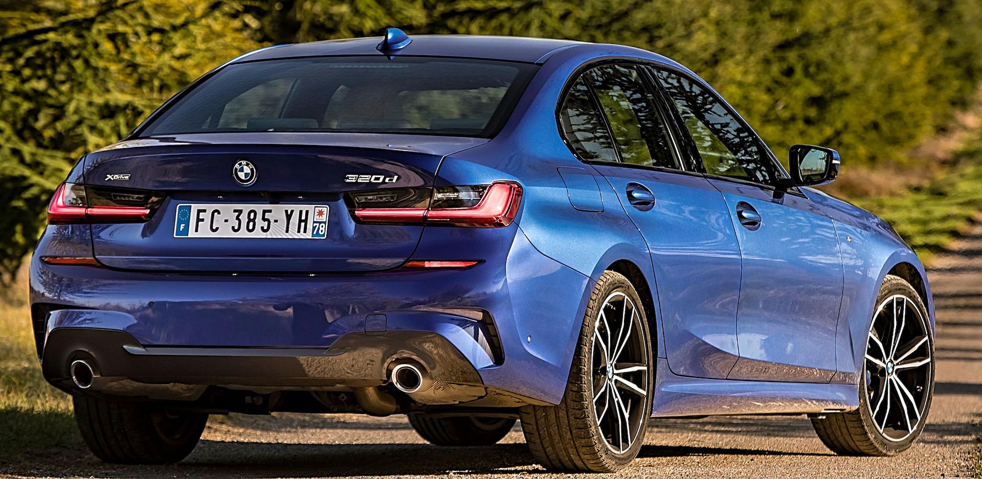 BMW Série 3 : au top à la 7ème génération