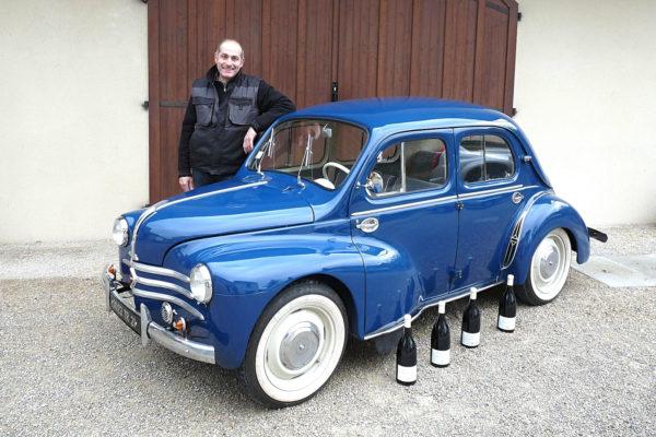 4 CV Renault, une page d'Histoire de France