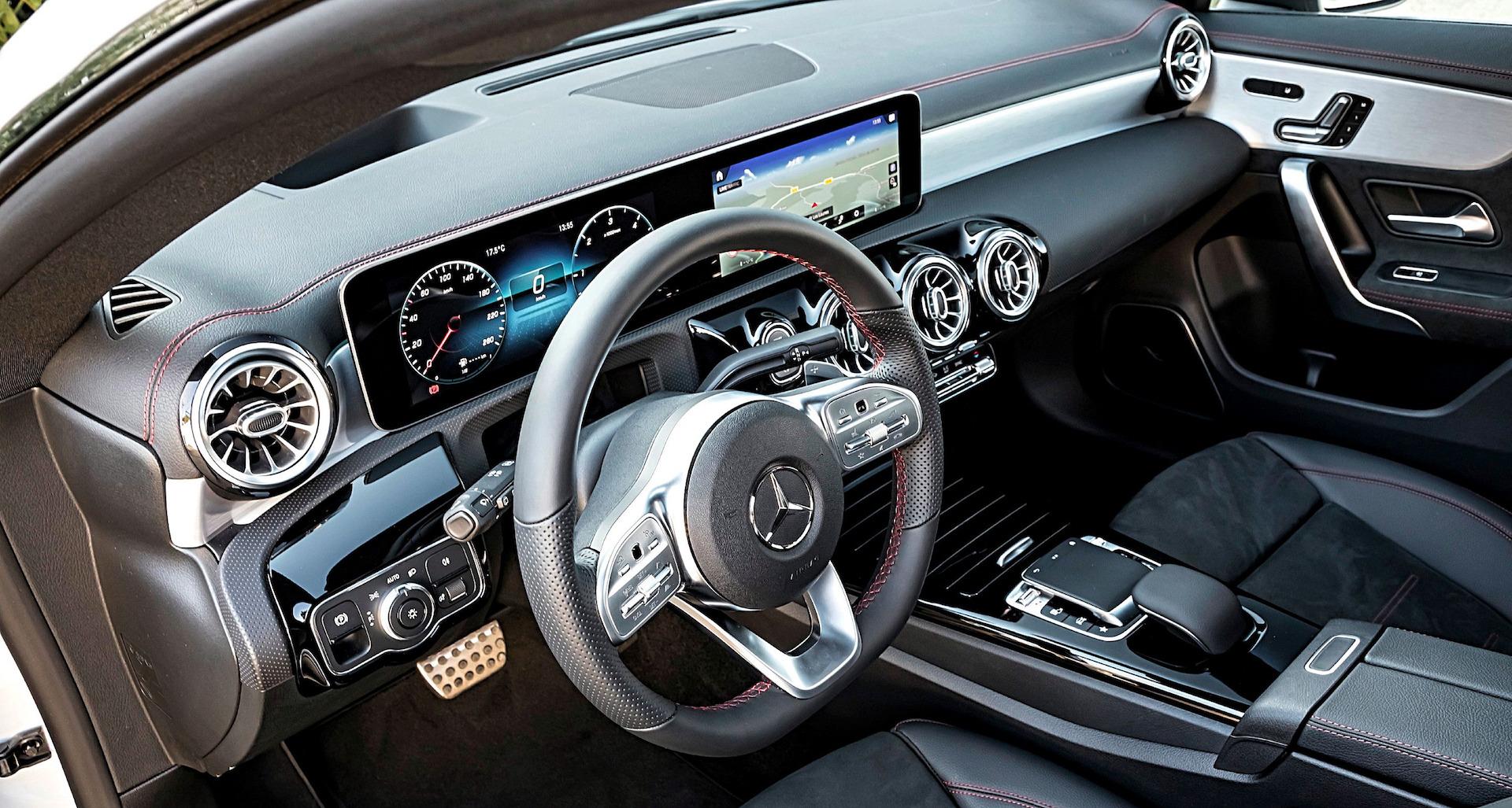 Mercedes AMG CLA Shooting Brake : ça dépote !