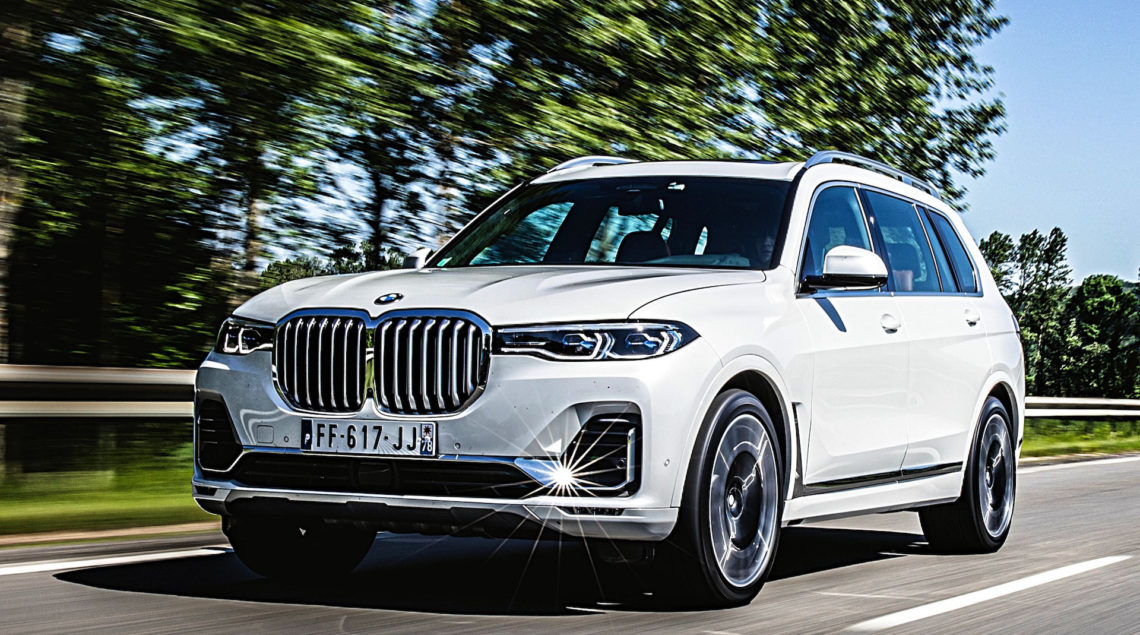 BMW X7 M50 D, un colosse germano-américain