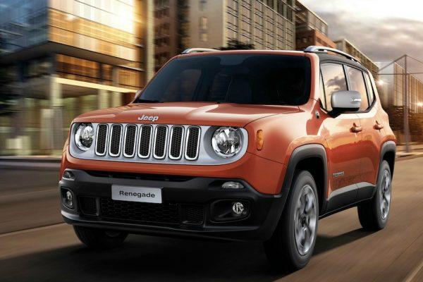 La belle percée de  la Jeep Renegade