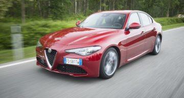 Le grand retour de l'Alfa Romeo Giulia