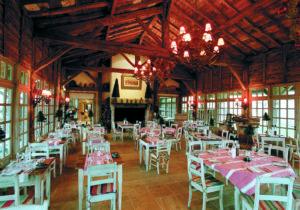 Le restaurant La table du lavoir à Smith Haut-Lafitte