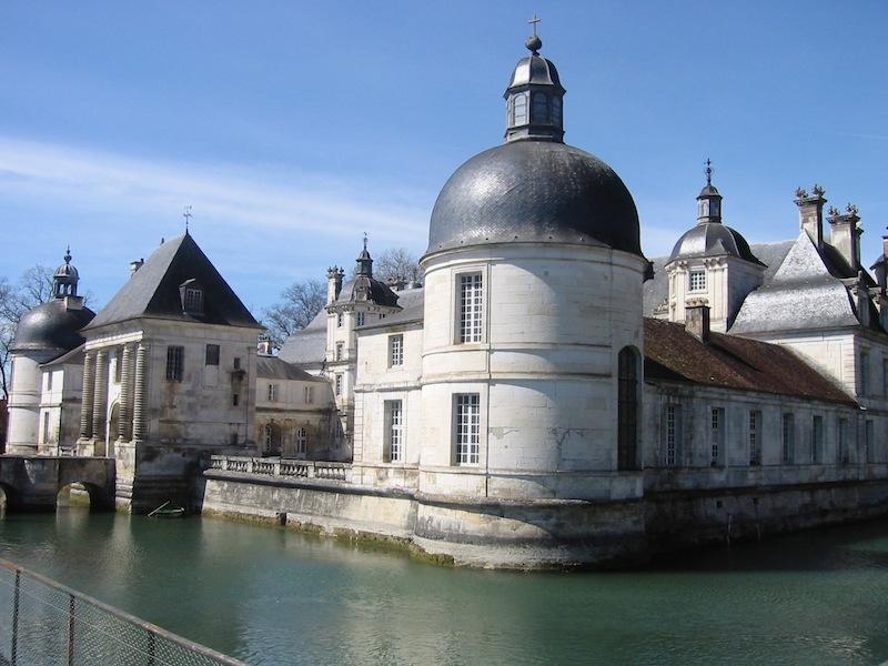 Le château de Tanlay (Photo Emmanuelle Vignes)