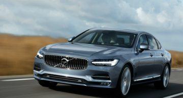 La nouvelle Volvo S90 D5 casse la baraque