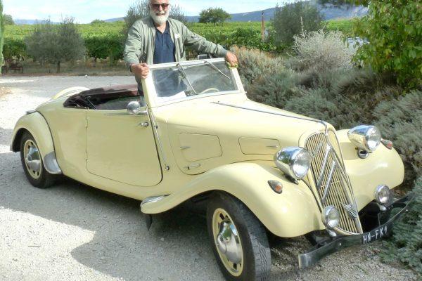 L'attraction pour la Traction en Provence