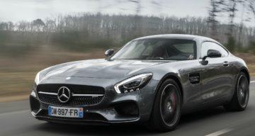Mercedes AMG-GTS, le missile anti-Porsche
