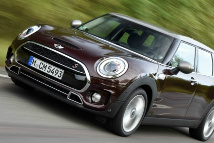 Un break en Mini Clubman Cooper S