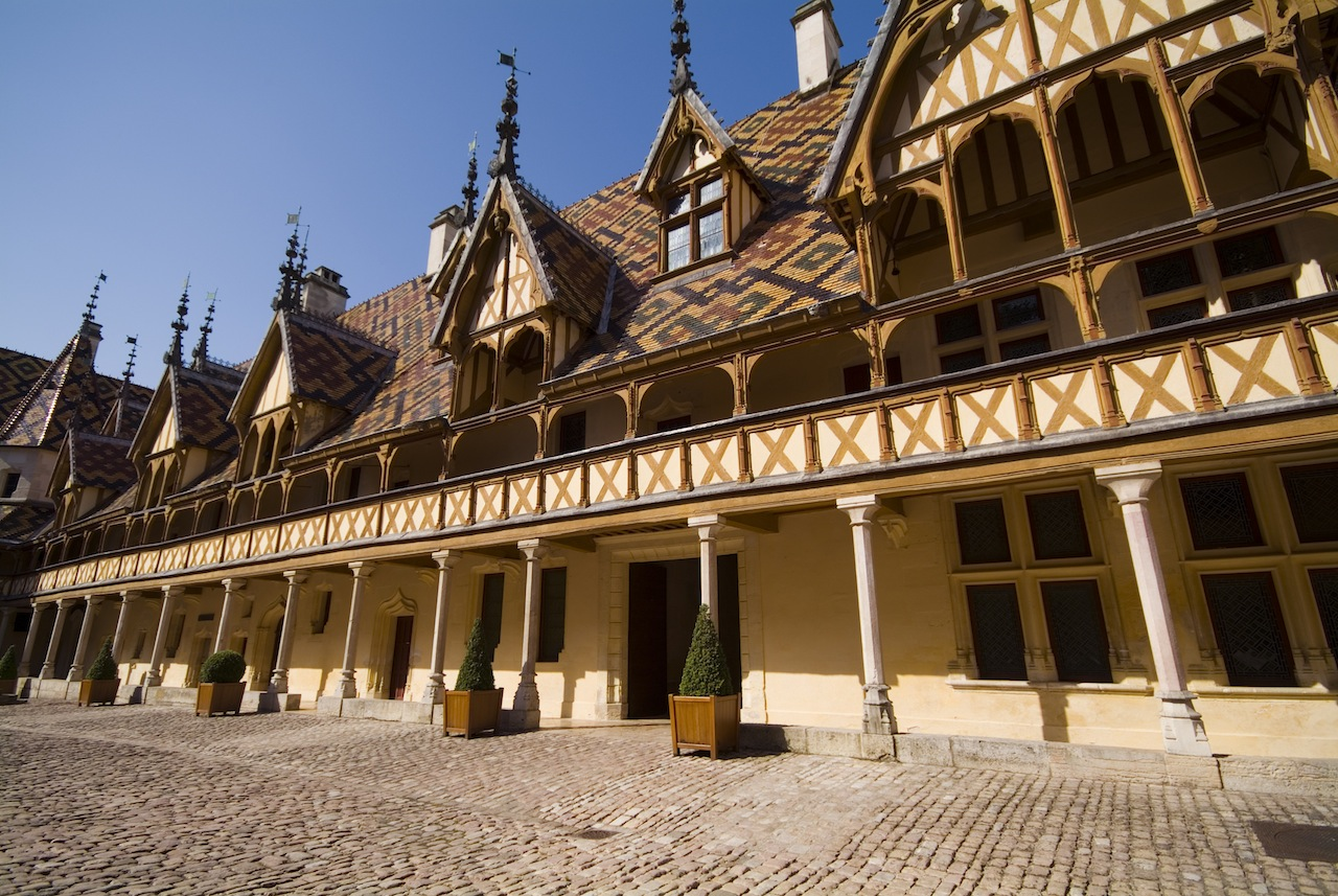 Cour des Hospices de Beaune-Photo François Vauban