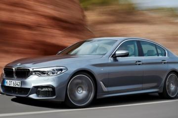 Nouvelle BMW 530 d, un grand cru qui bonifie