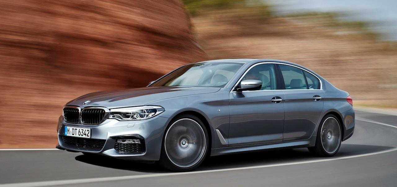 Nouvelle BMW 530 TD de 265 ch