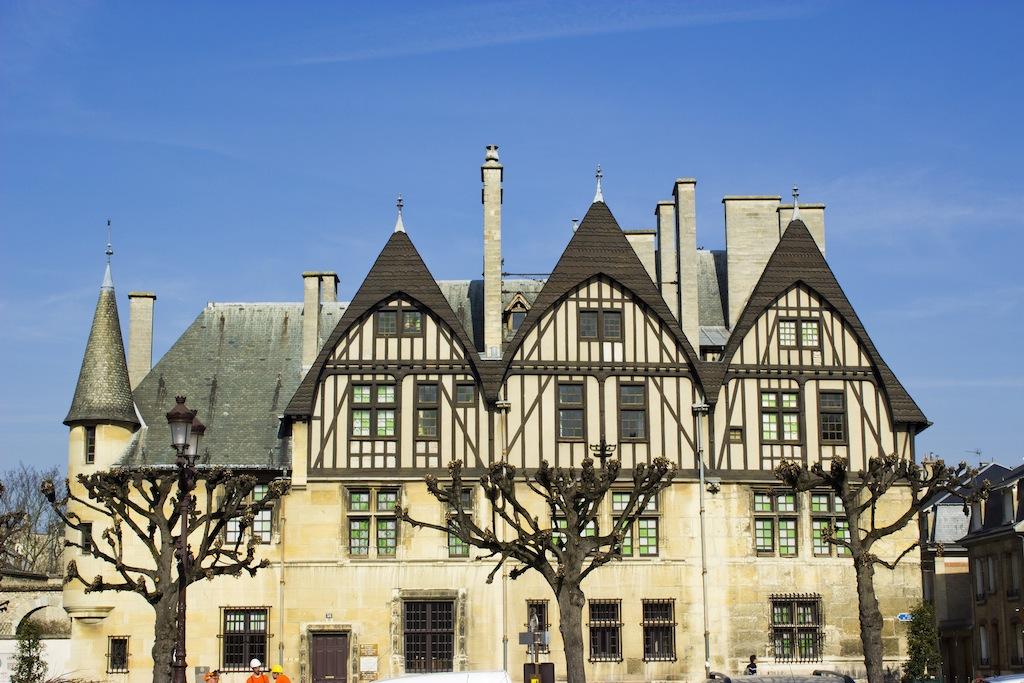 Le vieil Hôtel le Vergeur (Photo Carmen Moya)