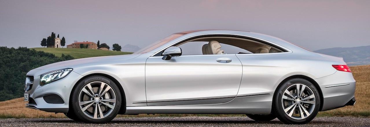 Coupé Mercedes Classe S 500