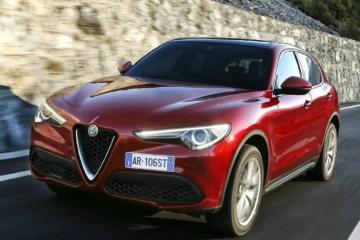 L'Alfa Romeo Stelvio déboule en tête