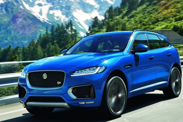 Jaguar F-Pace, le félin british part en chasse
