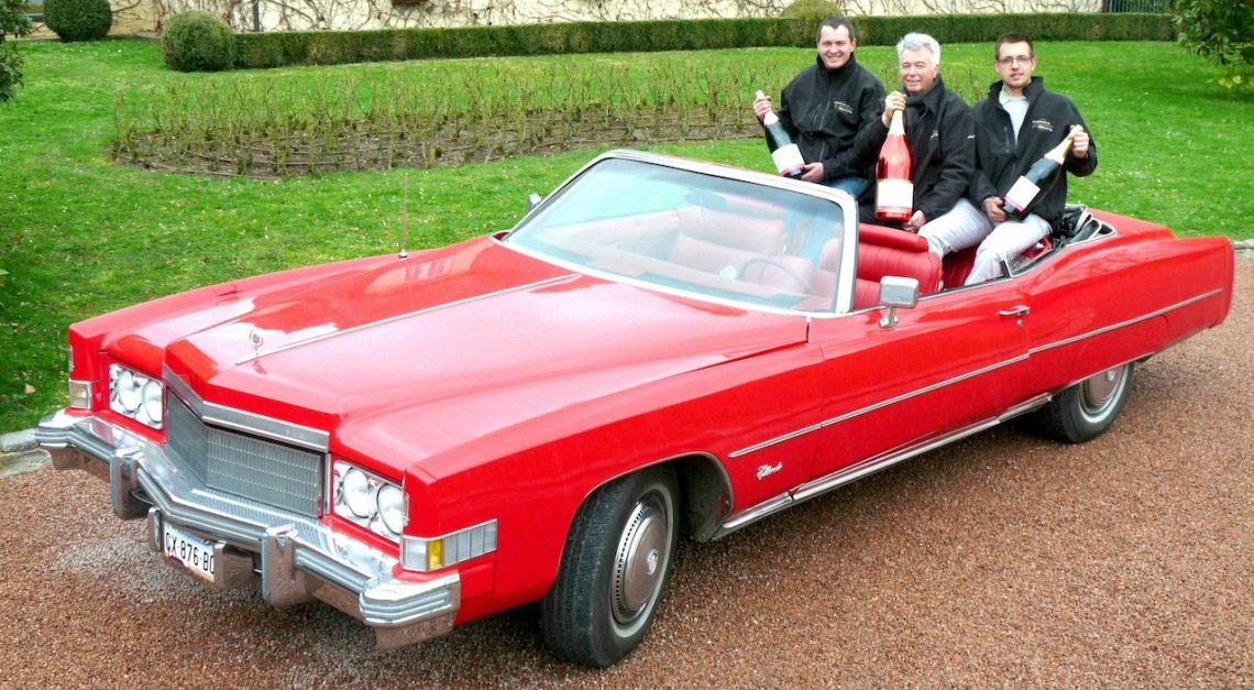 L'Eldorado de la Cadillac et du champagne