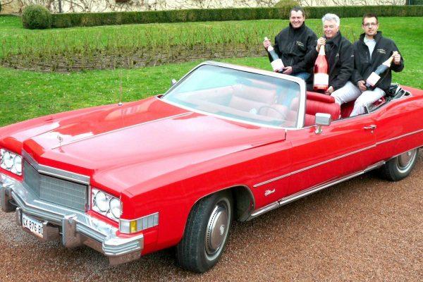 L' Eldorado de la Cadillac et du champagne