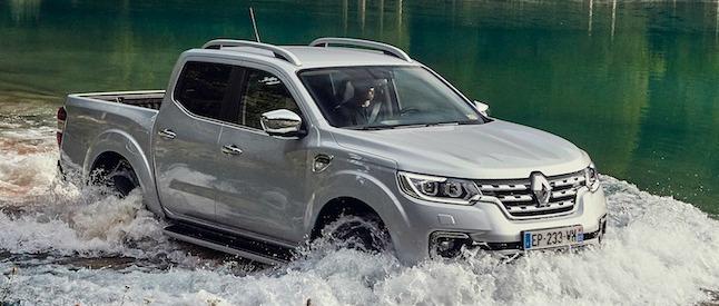 Renault Alaskan 190 dCi