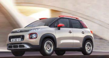 Citroën C3 Aircross : l'anti Renault Captur