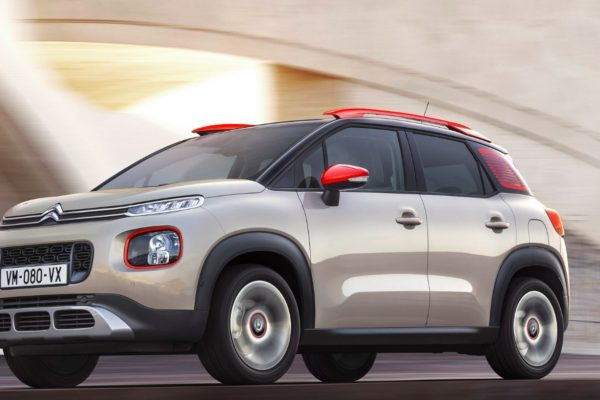 Citroën C3 Aircross : l'anti Renault Captur