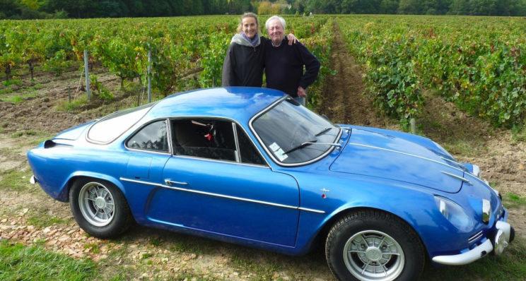 L'Alpine A110, une passion de père en fille      + la nouvelle