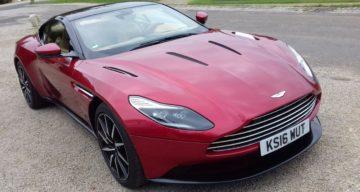 Aston Martin DB 11, la Ferrari au chic anglais