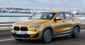 X2 sDrive 20 i, le SUV newlook  de BMW