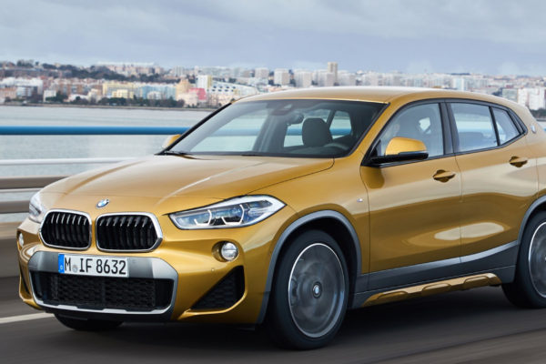 X2 sDrive 20 i, le SUV newlook  de BMW