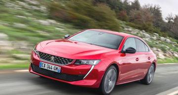 Peugeot 508  : la chasse aux allemandes est ouverte