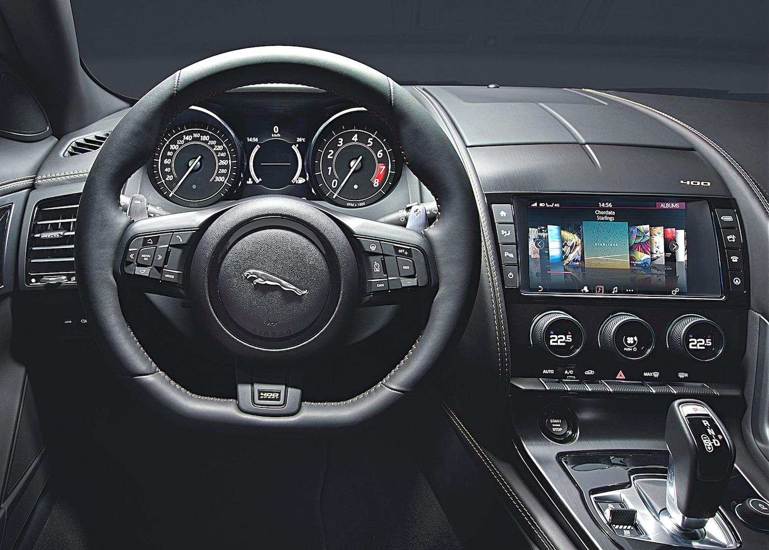 Jaguar F-Type 2 litres : le félin se met au régime minceur