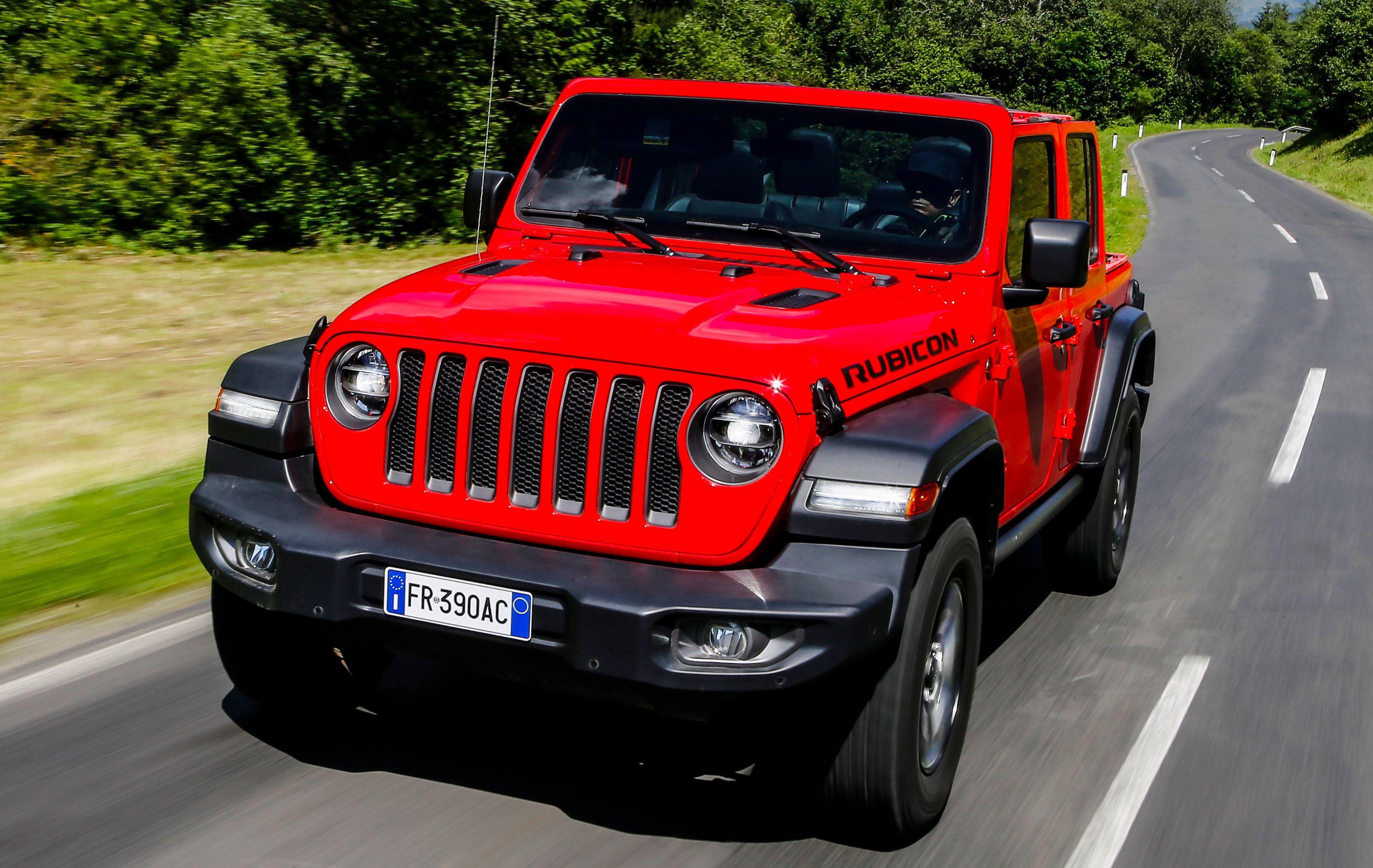 La quatrième vie de la Jeep Wrangler